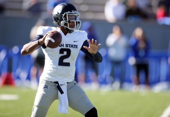 Utah State Aggies vs. BYU Cougars - 11/28/15 College Football Pick, Odds, and Prediction