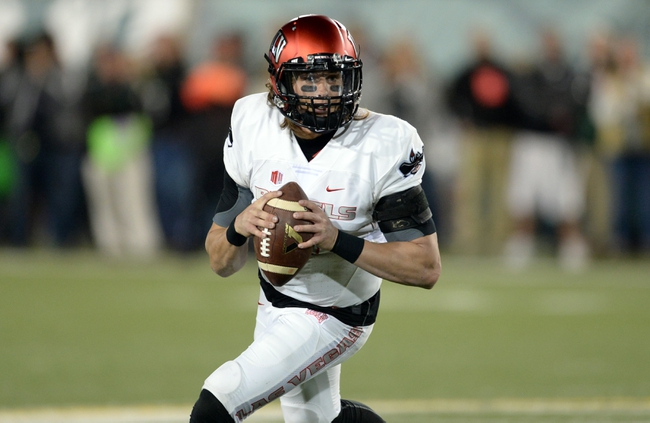 Wyoming Cowboys vs. UNLV Rebels - 11/28/15 College Football Pick, Odds, and Prediction