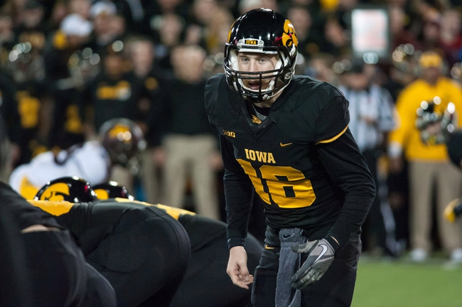 Iowa Hawkeyes vs. Purdue Boilermakers - 11/21/15 College Football Pick, Odds, and Prediction