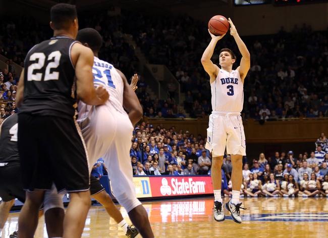 Duke vs. Kentucky - 11/17/15 College Basketball Pick, Odds, and Prediction