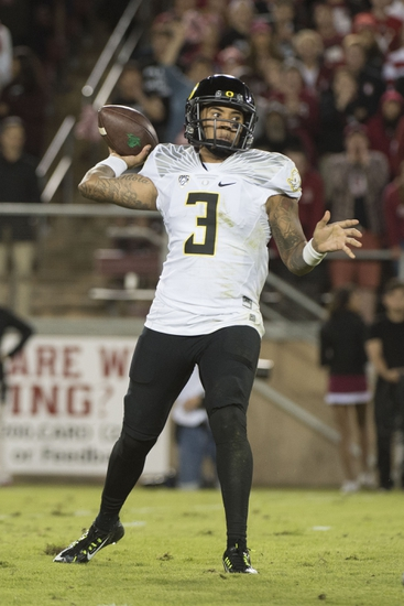 Oregon Ducks vs. Southern Cal Trojans - 11/21/15 College Football Pick, Odds, and Prediction