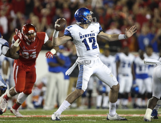 Birmingham Bowl - Auburn vs. Memphis - 12/30/15 College Football Pick, Odds, and Prediction