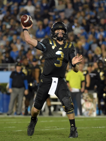 Utah Utes vs. UCLA Bruins - 11/21/15 College Football Pick, Odds, and Prediction