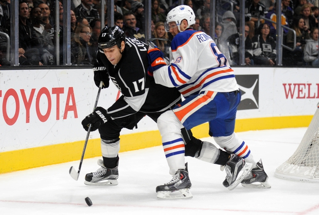 Edmonton Oilers vs. Los Angeles Kings - 12/29/15 NHL Pick, Odds, and Prediction
