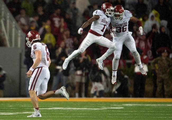 Oklahoma vs. TCU - 11/21/15 College Football Pick, Odds, and Prediction