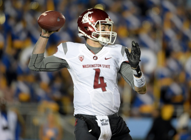 Washington State Cougars 2016 College Football Preview, Schedule, Prediction, Depth Chart, Outlook