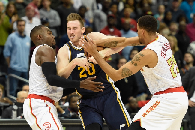 Atlanta Hawks at Utah Jazz - 3/8/16 NBA Pick, Odds, and Prediction