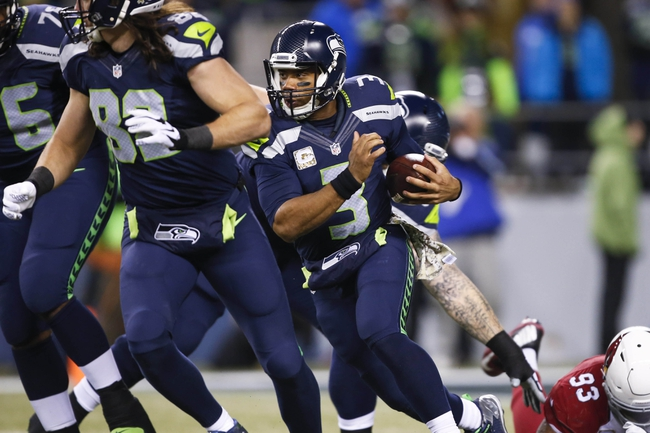 Seattle Seahawks vs. San Francisco 49ers - 11/22/15 NFL Pick, Odds, and Prediction