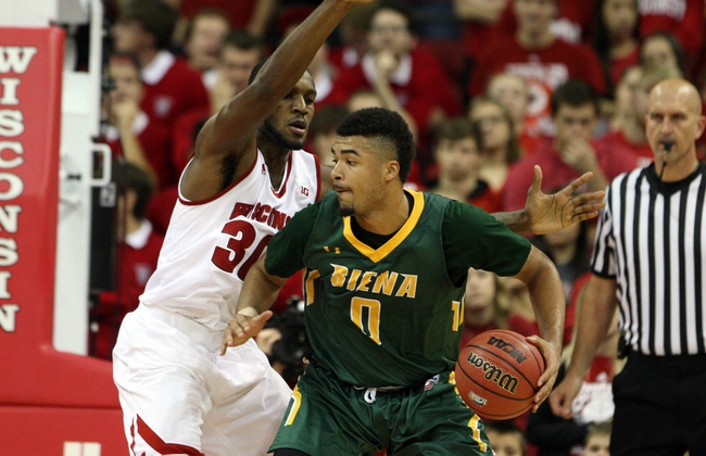 Siena Saints vs. Monmouth Hawks - 2/1/16 College Basketball Pick, Odds, and Prediction