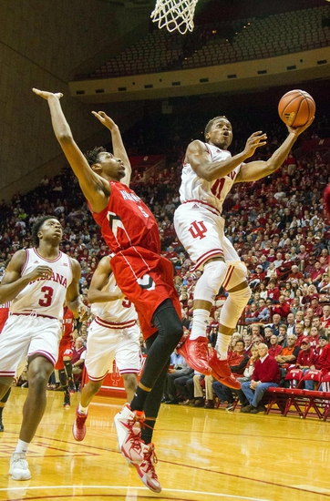 Indiana vs.UNLV 11/25/15 College Basketball Pick, Odds, and Prediction