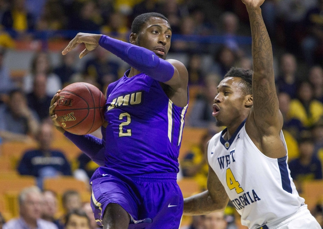 James Madison  vs. UNC Wilmington  - 1/28/16 College Basketball Pick, Odds, and Prediction