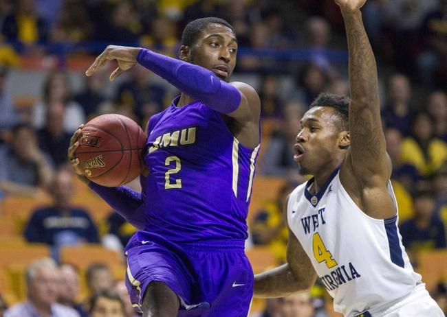 College of Charleston vs. James Madison - 2/11/16 College Basketball Pick, Odds, and Prediction