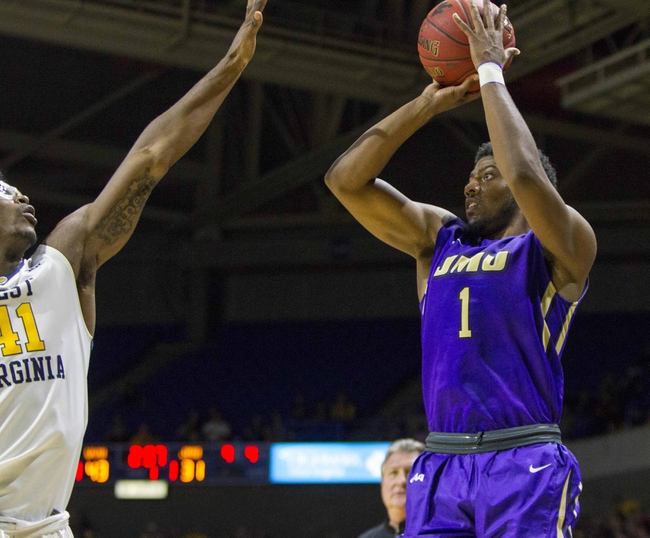 Elon Phoenix vs. James Madison Dukes - 1/23/16 College Basketball Pick, Odds, and Prediction