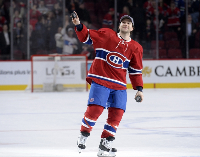 Montreal Canadiens vs. Vancouver Canucks - 11/2/16 NHL Pick, Odds, and Prediction