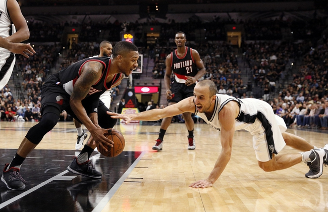 Spurs vs. Trail Blazers - 3/17/16 NBA Pick, Odds, and Prediction