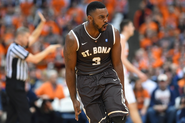 St Bonaventure vs. Wagner - 3/16/16 NIT College Basketball Pick, Odds, and Prediction