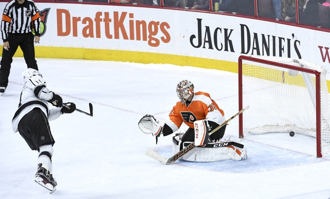 Kings vs. Flyers - 1/2/16 NHL Pick, Odds, and Prediction