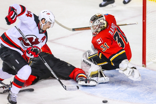 New Jersey Devils vs. Calgary Flames - 1/19/16 NHL Pick, Odds, and Prediction