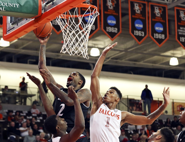 Bowling Green Falcons vs. Akron Zips - 2/9/16 College Basketball Pick, Odds, and Prediction