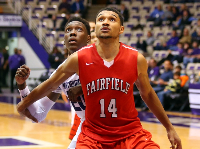 Siena Saints vs. Fairfield Stags - 1/7/16 College Basketball Pick, Odds, and Prediction