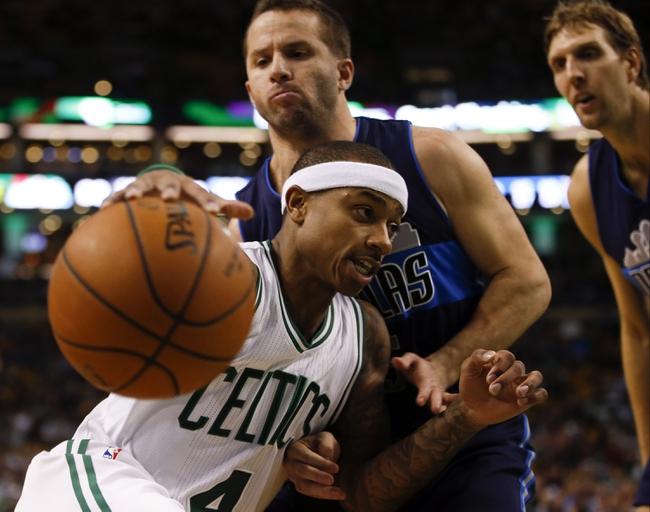 Celtics at Mavericks - 1/18/16 NBA Pick, Odds, and Prediction