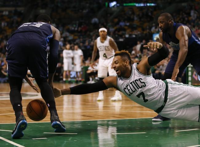 Dallas Mavericks vs. Boston Celtics - 1/18/16 NBA Pick, Odds, and Prediction