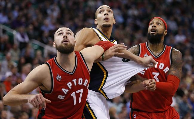Raptors vs. Jazz - 3/2/16 NBA Pick, Odds, and Prediction