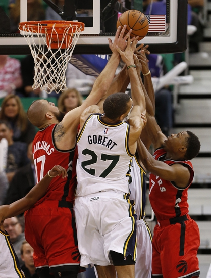 Utah Jazz at Toronto Raptors - 3/2/16 NBA Pick, Odds, and Prediction