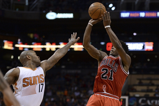 Bulls vs. Suns - 12/7/15 NBA Pick, Odds, and Prediction