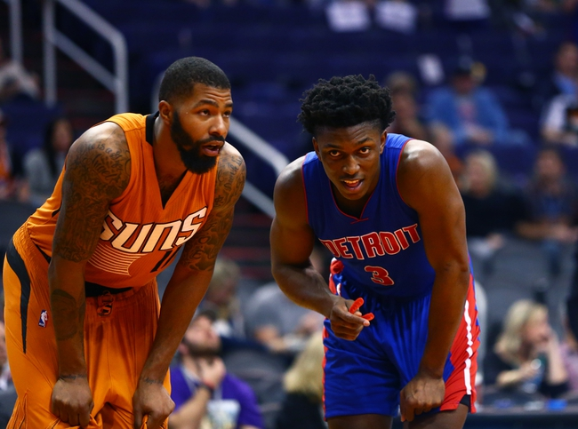 Suns at Pistons - 12/2/15 NBA Pick, Odds, and Prediction