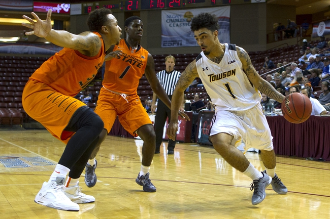 Towson vs. Ole Miss 11/20/15 College Basketball Pick, Odds, and Prediction