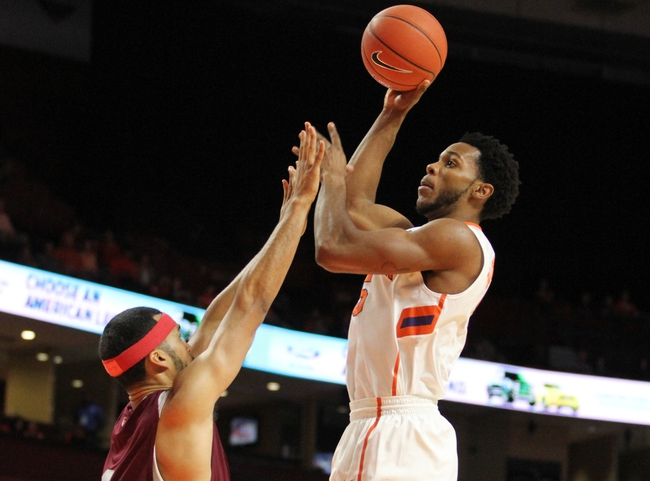 Massachusetts Minutemen vs. Clemson Tigers - 11/23/15 College Basketball Pick, Odds, and Prediction