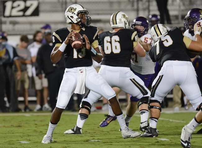 USF at UCF - 11/26/15 College Football Pick, Odds, and Prediction