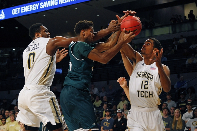 Georgia Tech Yellow Jackets vs. East Tennessee State Buccaneers - 11/22/15 College Basketball Pick, Odds, and Prediction