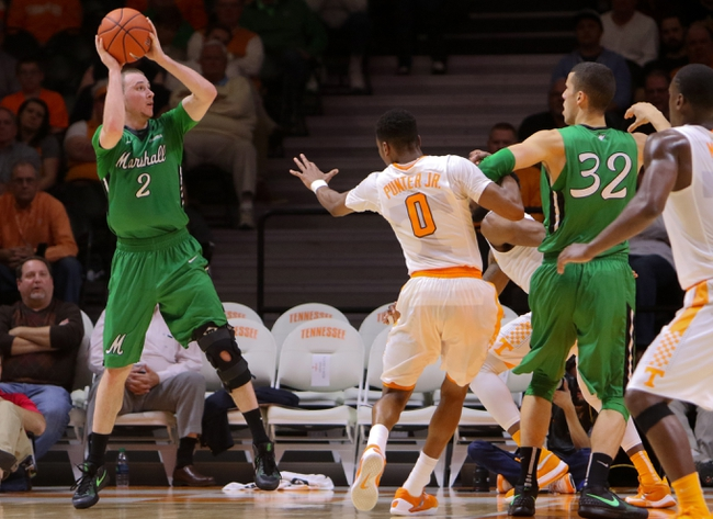 Ohio  vs. Marshall  - 12/1/15 College Basketball Pick, Odds, and Prediction