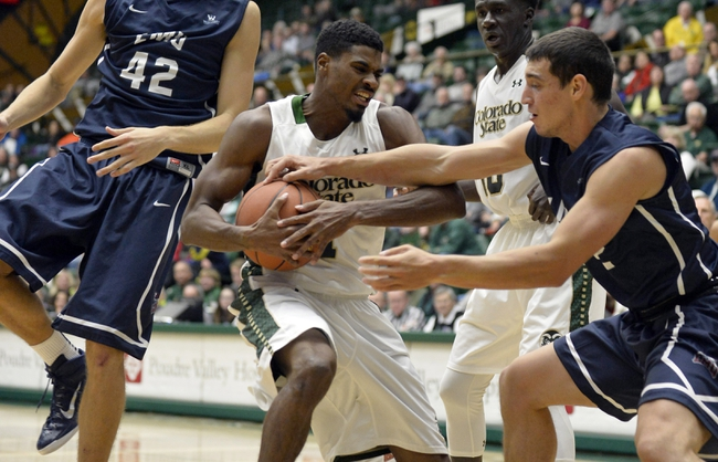 Colorado State Rams vs. Texas El Paso Miners - 11/28/15 College Basketball Pick, Odds, and Prediction