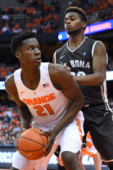 Syracuse Orange vs. Charlotte 49ers - 11/25/15 College Basketball Pick, Odds, and Prediction