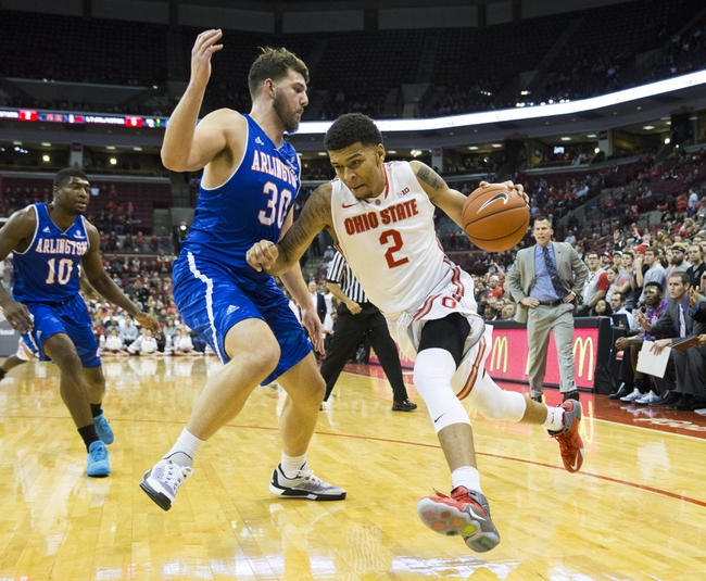 Ohio State Buckeyes vs. Louisiana Tech Bulldogs - 11/24/15 College Basketball Pick, Odds, and Prediction