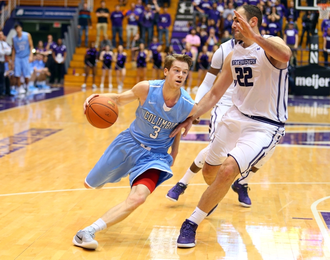 Columbia Lions vs. Delaware Blue Hens - 12/6/15 College Basketball Pick, Odds, and Prediction