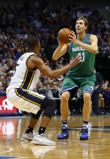 Utah Jazz sv Dallas Mavericks - 2/9/16 NBA Pick, Odds, and Prediction