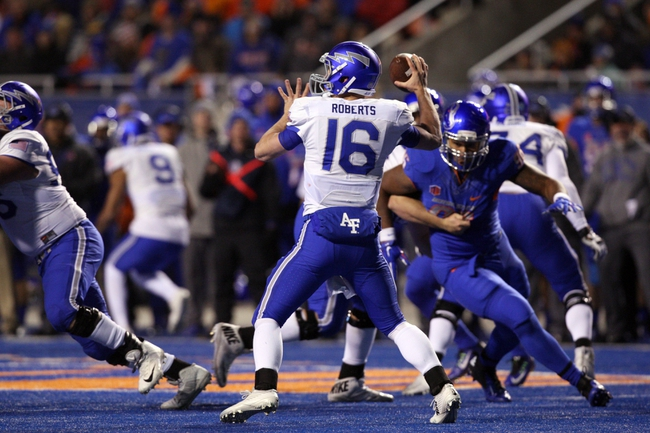 California vs. Air Force - 12/29/15 Armed Forces Bowl College Football Pick, Odds, and Prediction