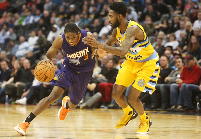 Phoenix Suns vs. Denver Nuggets - 12/23/15 NBA Pick, Odds, and Prediction