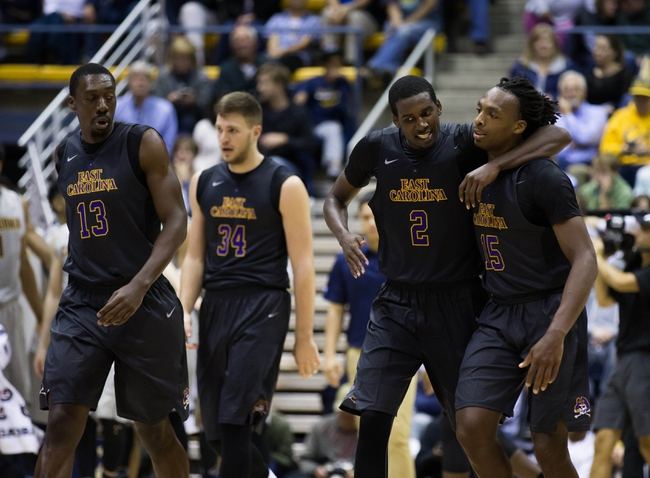 East Carolina Pirates vs. Florida Atlantic Owls - 12/1/15 College Basketball Pick, Odds, and Prediction