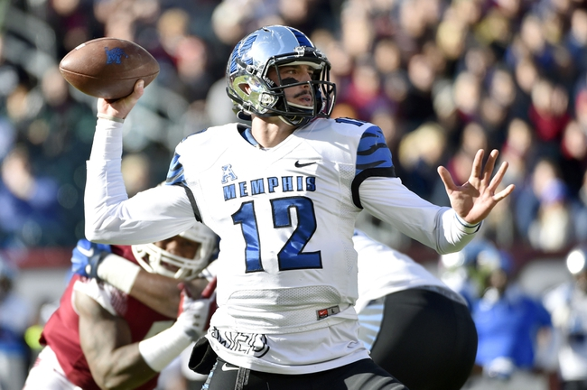 Memphis vs. Southern Methodist - 11/28/15 College Football Pick, Odds, and Prediction