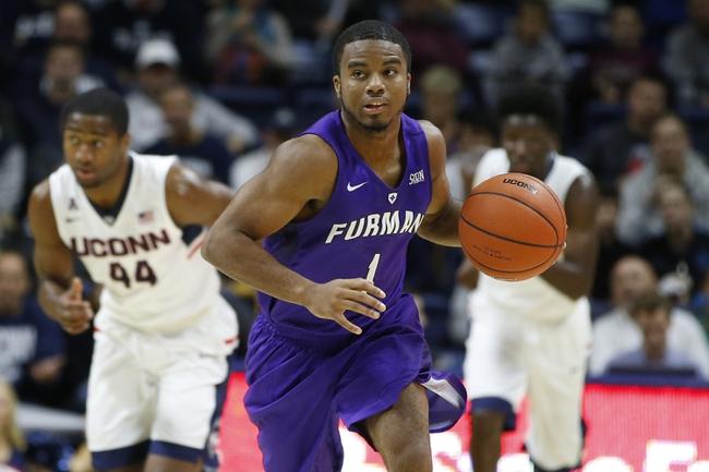 Western Carolina vs. Furman - 2/27/16 College Basketball Pick, Odds, and Prediction