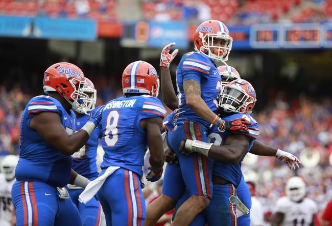 Florida vs. Kentucky - 9/10/16 College Football Pick, Odds, and Prediction