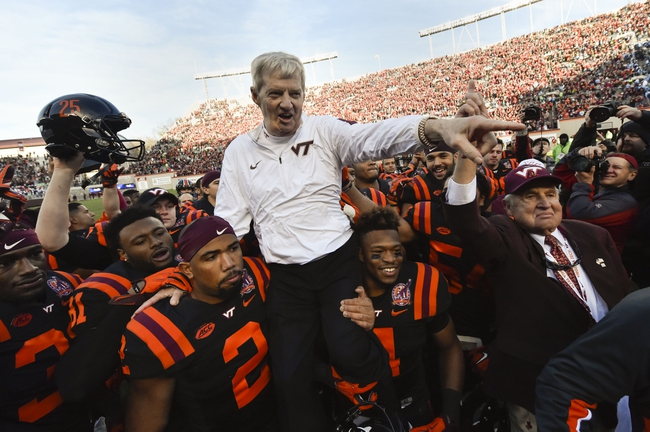 Virginia Cavaliers vs. Virginia Tech Hokies - 11/28/15 College Football Pick, Odds, and Prediction