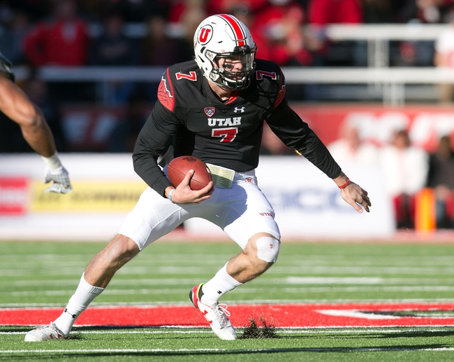 Utah Utes vs. Colorado Buffaloes - 11/28/15 College Football Pick, Odds, and Prediction