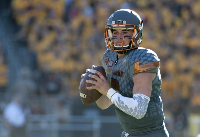 Cactus Bowl - West Virginia Mountaineers vs. Arizona State Sun Devils- 1/2/16 College Football Pick, Odds, and Prediction