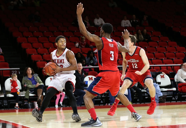 FAU vs. UTSA - 3/8/16 C-USA Tournament Pick, Odds, and Prediction